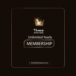 Premium Membership Unlimited Yearly