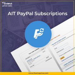 AIT PayPal Subscriptions