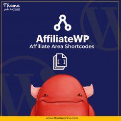 AffiliateWP – Affiliate Area Shortcodes