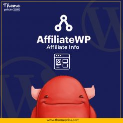 AffiliateWP – Affiliate Info