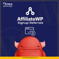 AffiliateWP – Signup Referrals