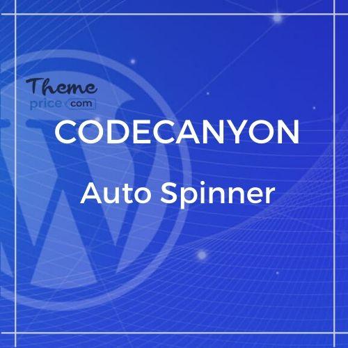 WordPress Auto Spinner