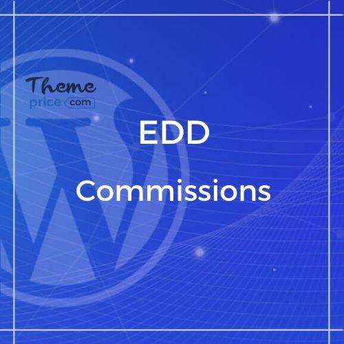 Easy Digital Downloads Commissions