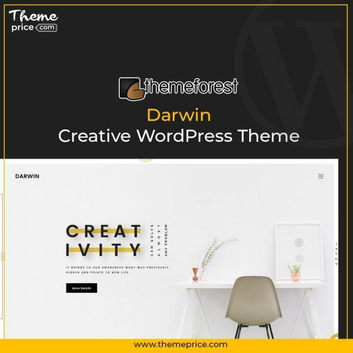 Darwin Creative WordPress Theme-min