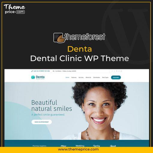 Denta – Dental Clinic WP Theme