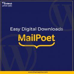 Easy Digital Downloads MailPoet