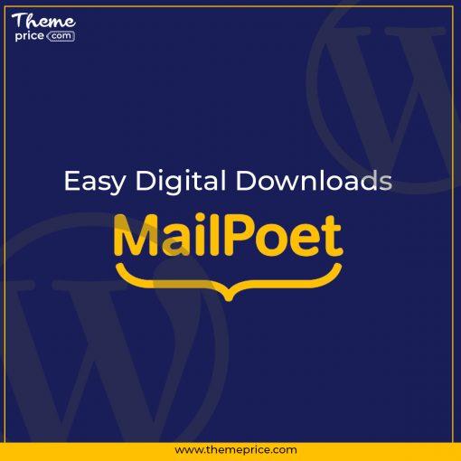Easy Digital Downloads MailPoet