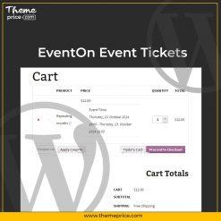 EventOn Event Tickets