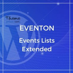 EventOn Events Lists Extended