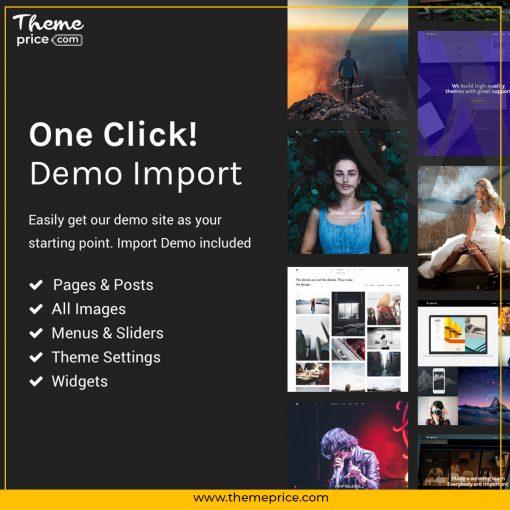 Grand Portfolio | Portfolio WordPress