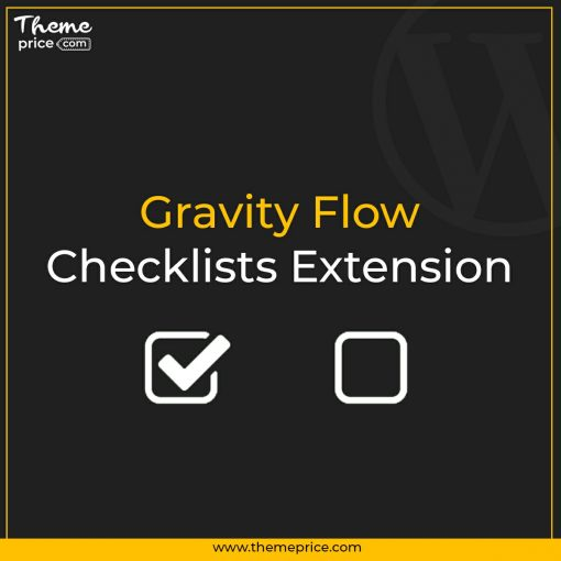 Gravity Flow – Checklists Extension