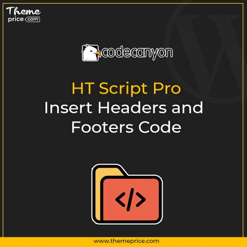 HT Script Pro – Insert Headers and Footers Code