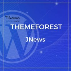 JNews Theme Newspaper Magazine Blog AMP Theme