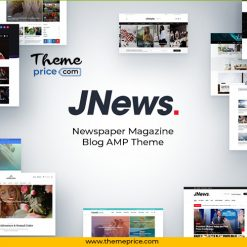 JNews Newspaper Magazine Blog AMP Theme