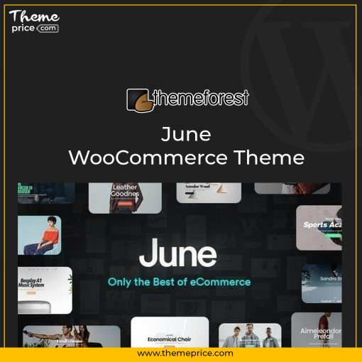 June – WooCommerce Theme