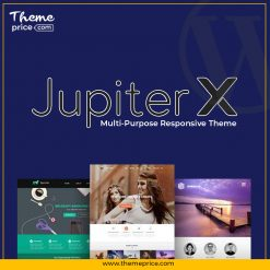 Jupiter X – Multi-Purpose Responsive Theme