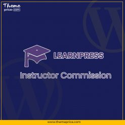 LearnPress – Instructor Commission
