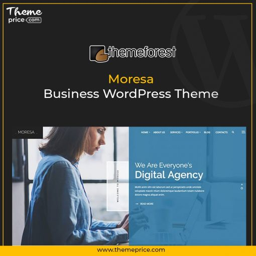 Moresa – Business WordPress Theme