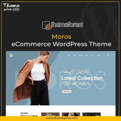 Moros – eCommerce WordPress Theme