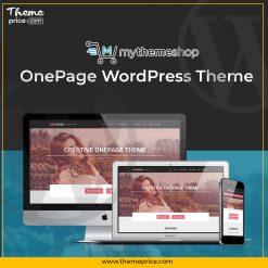 MyThemeShop OnePage WordPress Theme