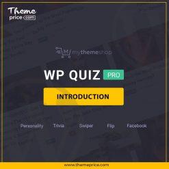 MyThemeShop WP Quiz Pro