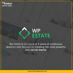 Real Estate – WP Estate Theme