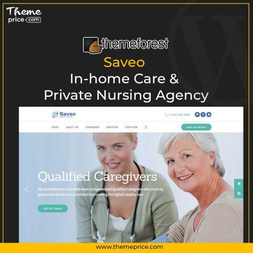 Saveo | In-home Care & Private Nursing Agency