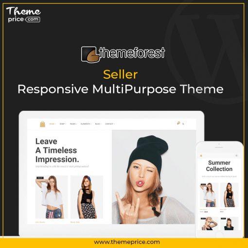Seller – Responsive MultiPurpose Theme