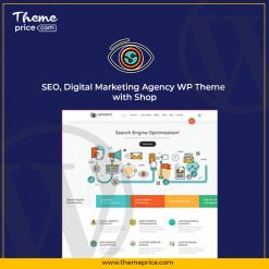 Seosight – SEO, Digital Marketing Agency WP Theme with Shop