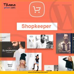 Shopkeeper Theme eCommerce for WooCommerce