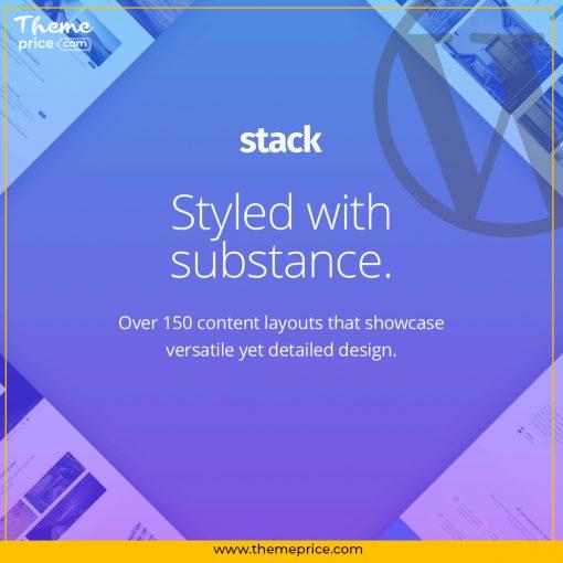 Stack – Multi Purpose WordPress Theme