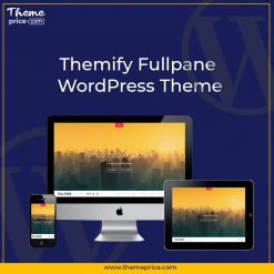 Themify Fullpane WordPress Theme