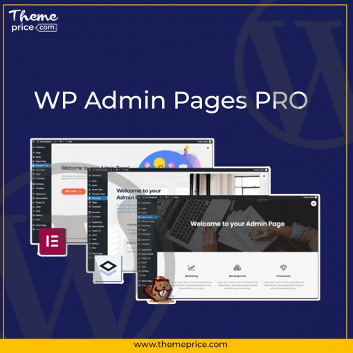 WP Admin Pages PRO 1.8.0