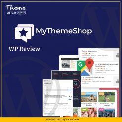 WP Review Pro – MyThemeShop