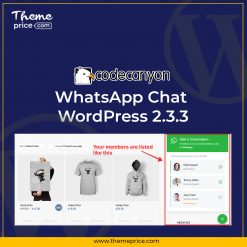 WhatsApp Chat WordPress 2.3.3