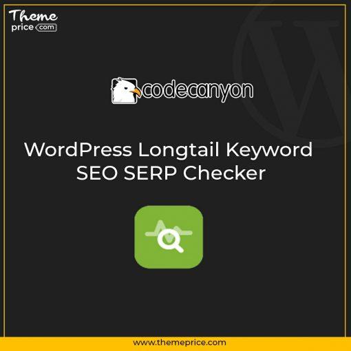WordPress Longtail Keyword SEO – SERP Checker