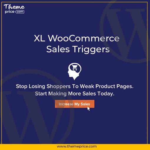 XL WooCommerce Sales Triggers