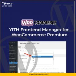 YITH Frontend Manager for WooCommerce Premium