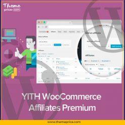 YITH WooCommerce Affiliates Premium