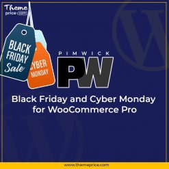 Black Friday and Cyber Monday for WooCommerce Pro