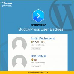 BuddyPress User Badges