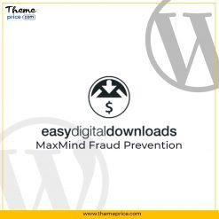 Easy Digital Downloads MaxMind Fraud Prevention