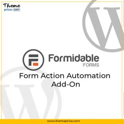 Formidable Forms – Form Action Automation Add-On
