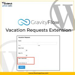 Gravity Flow – Vacation Requests Extension