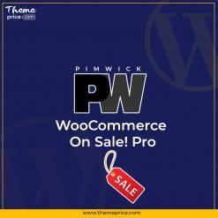 PW WooCommerce On Sale! Pro