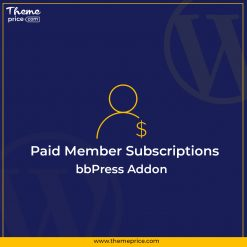 Paid Member Subscriptions bbPress Addon