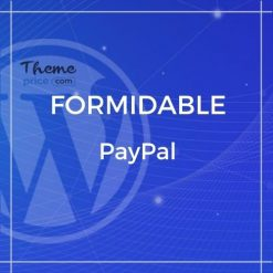 Formidable Forms – PayPal Add-On