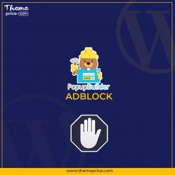 Popup Builder AdBlock