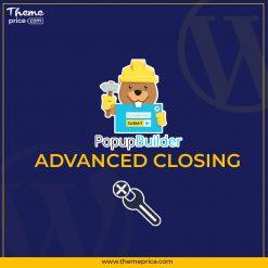Popup Builder Advanced Closing