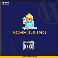 Popup Builder Scheduling